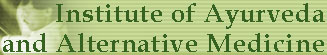 Institute of Ayurveda and Alternative
